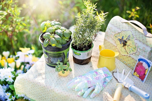 gardening tools as retirement gift for her